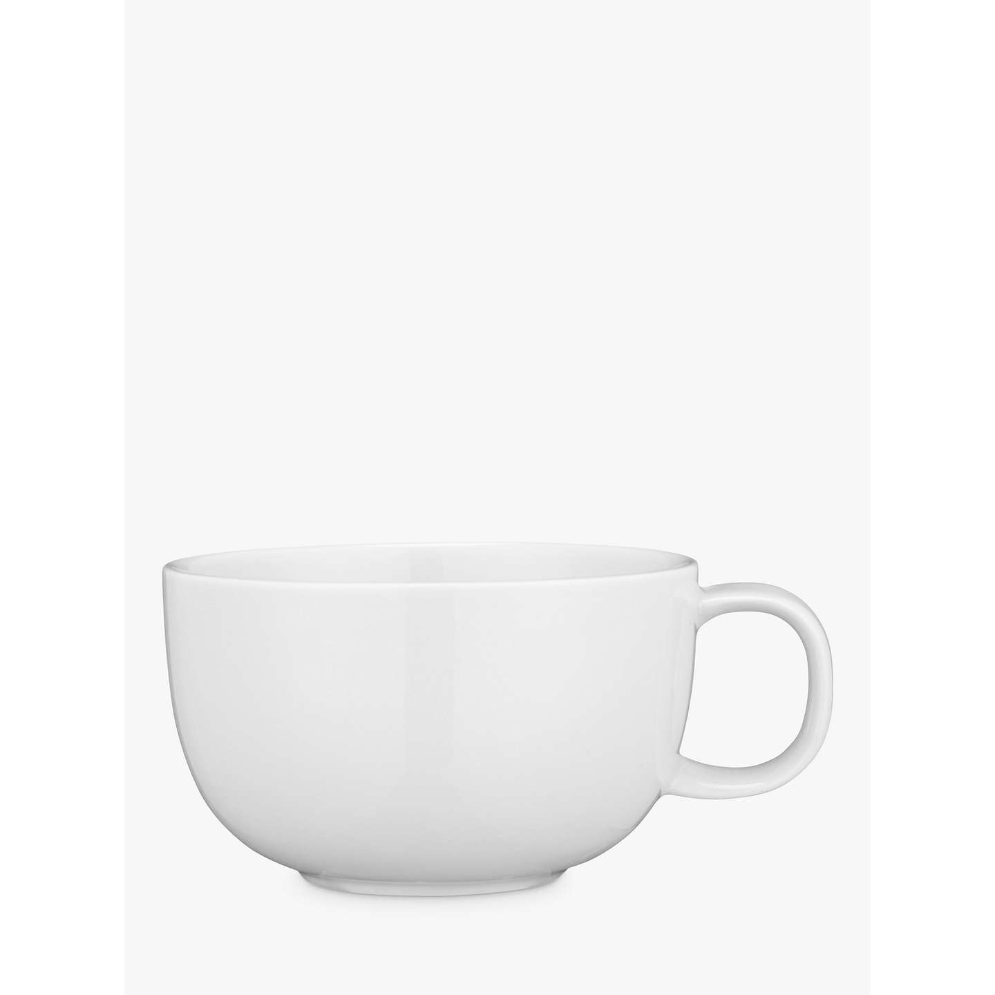 BuyHouse by John Lewis Eat Teacup, White Online at johnlewis.com