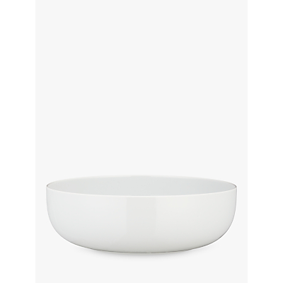 Product photo of House by john lewis eat 28cm round serve bowl white