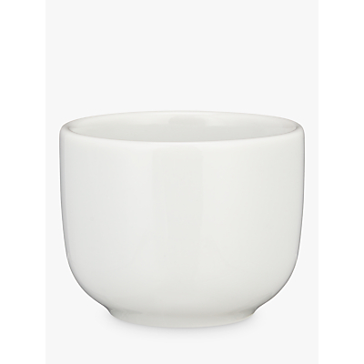 Image of House by John Lewis Eat Egg Cup, White