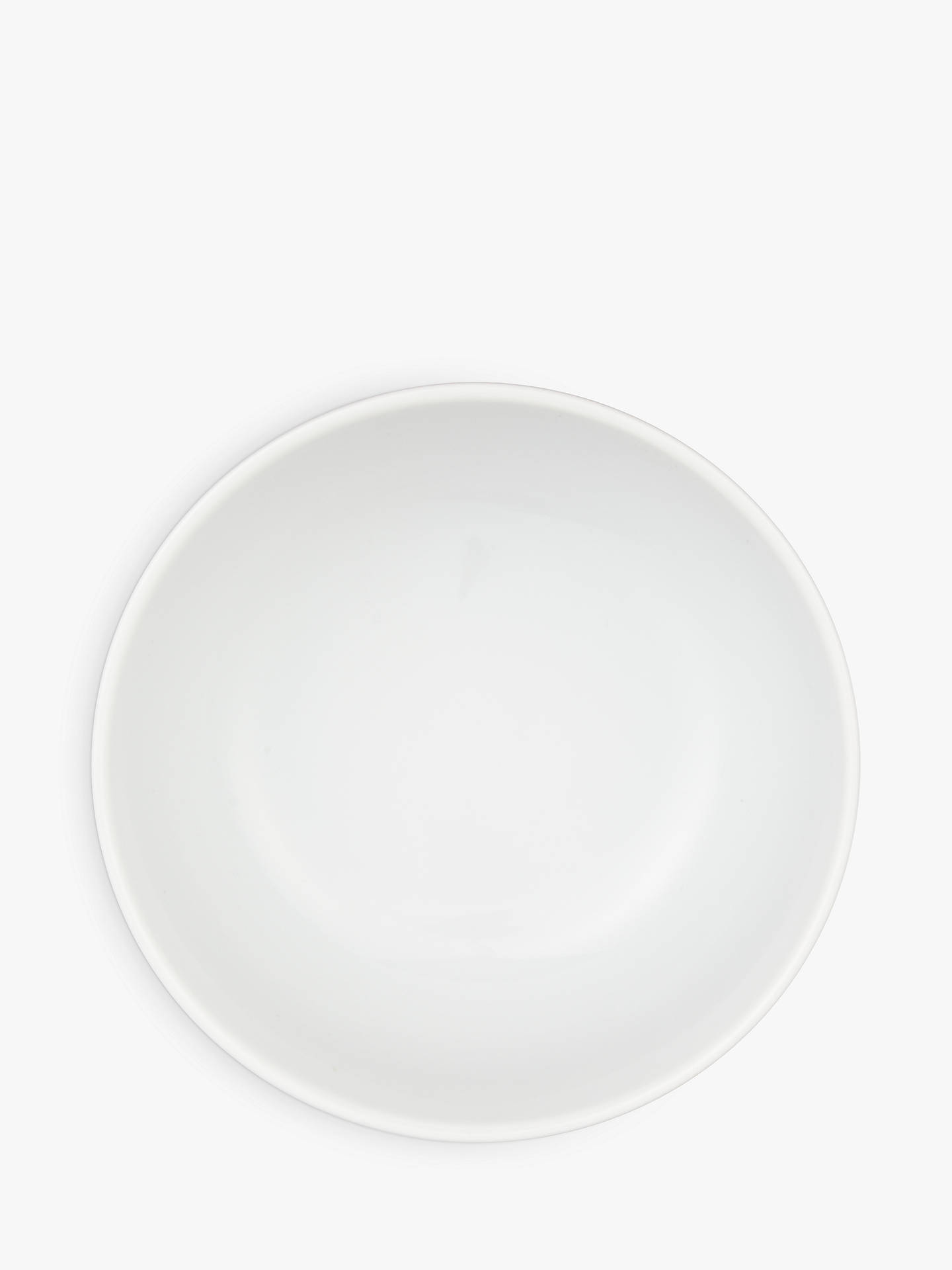 Buy House by John Lewis Eat 11.5cm Snack Bowl, White Online at johnlewis.com