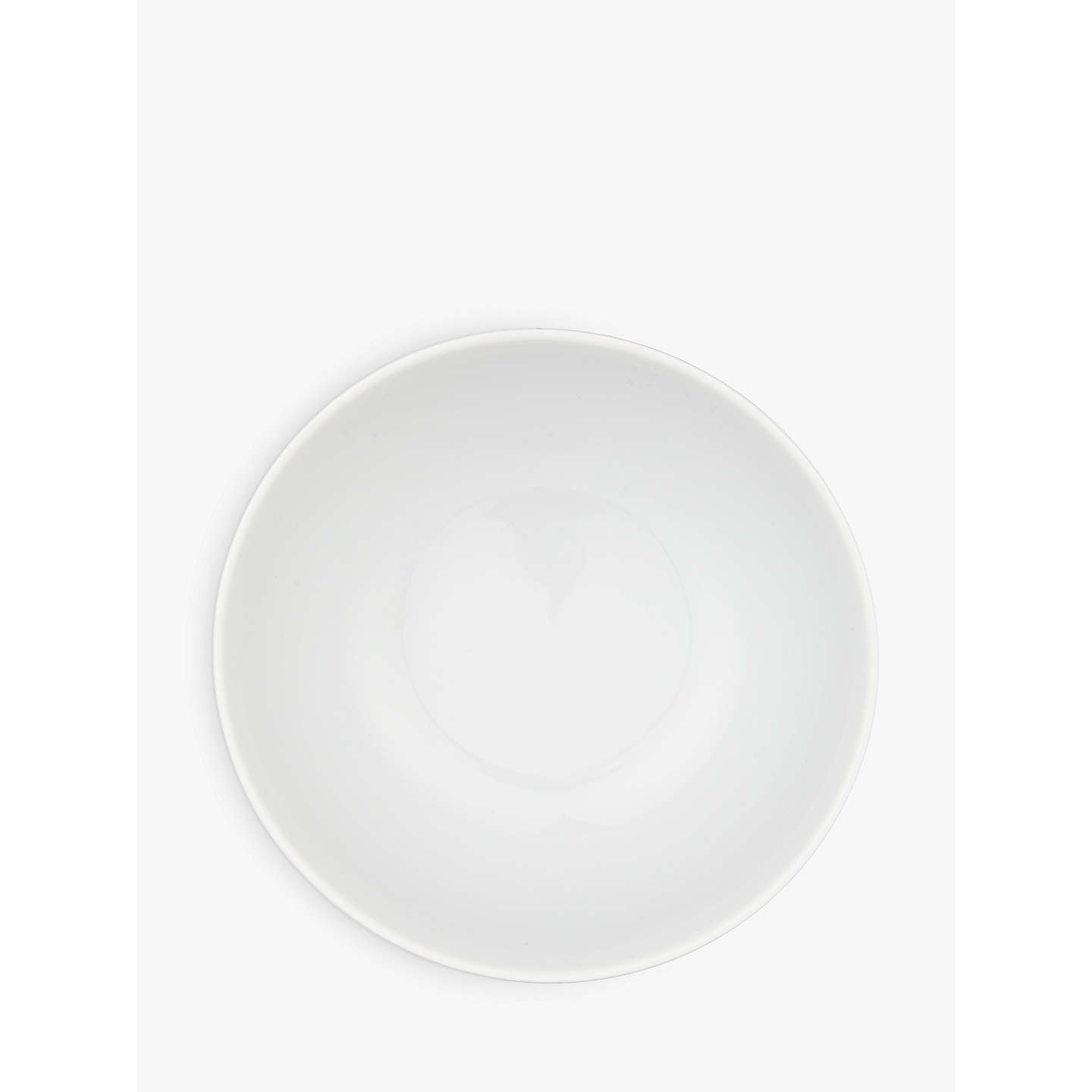 BuyHouse by John Lewis Eat 14.5cm Cereal Bowl, White Online at johnlewis.com