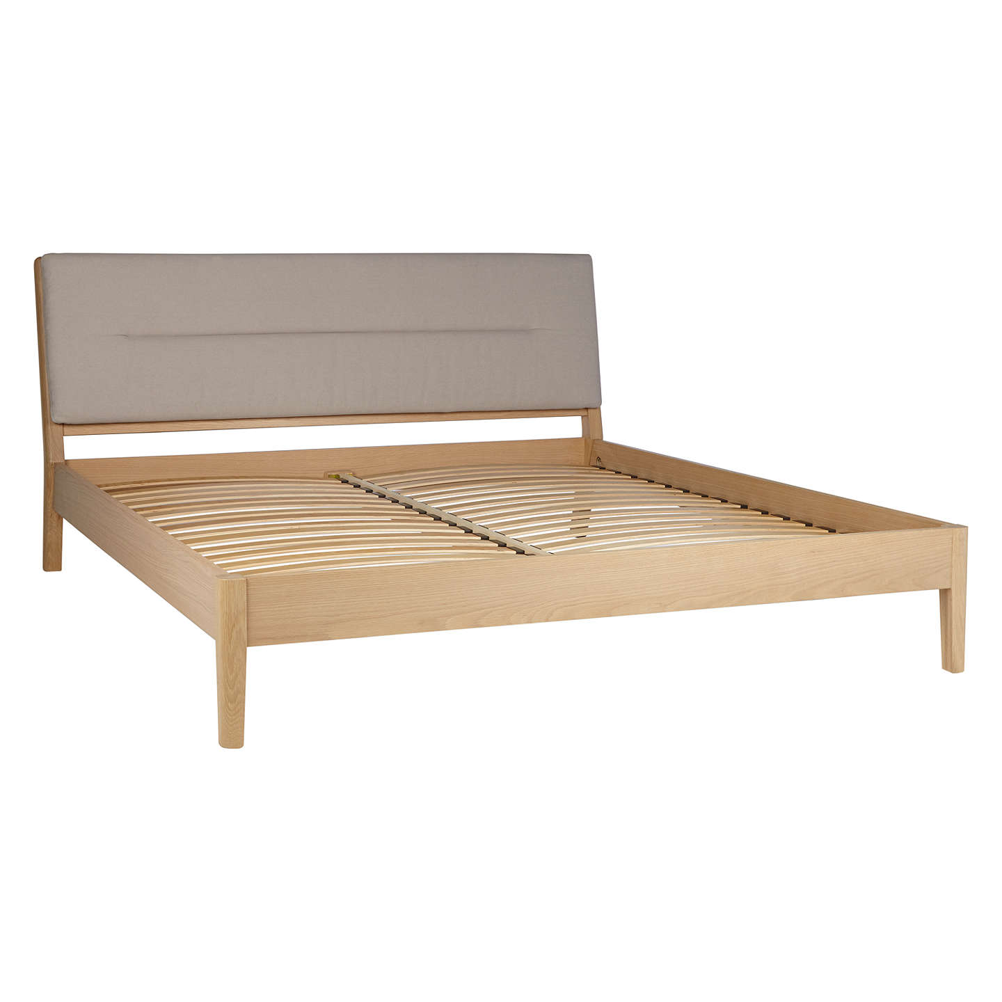 Design Project by John Lewis No.049 Bed Frame, Super King Size at ...