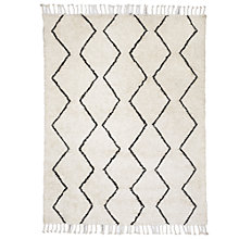 Buy west elm Souk Rug, L244 x W152, Neutral Online at johnlewis.com