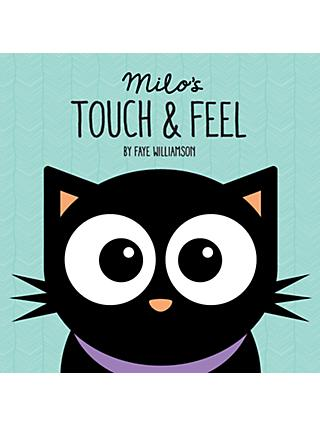 Milo's Touch & Feel Children's Book