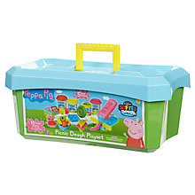 Buy Peppa Pig Picnic Dough Playset Online at johnlewis.com