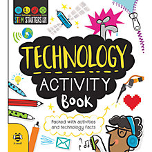 Buy Stem Starters for Kids Technology Activity Book Online at johnlewis.com