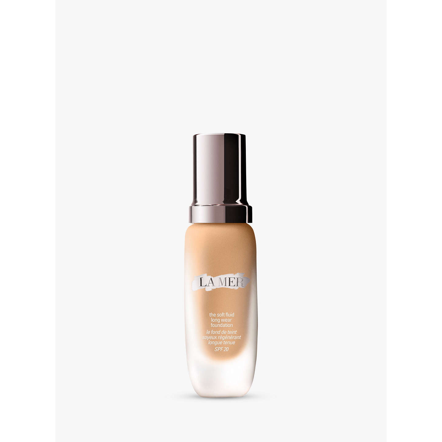 BuyLa Mer The Soft Fluid Long Wear Foundation SPF 20, Beige Online at johnlewis.com