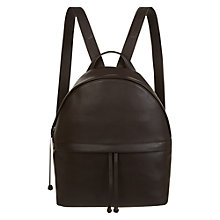 Buy Hobbs Brompton Rucksack, Brown Online at johnlewis.com