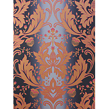 Buy Osborne & Little Matthew Williamson Viceroy Paste the Wall Wallpaper Online at johnlewis.com