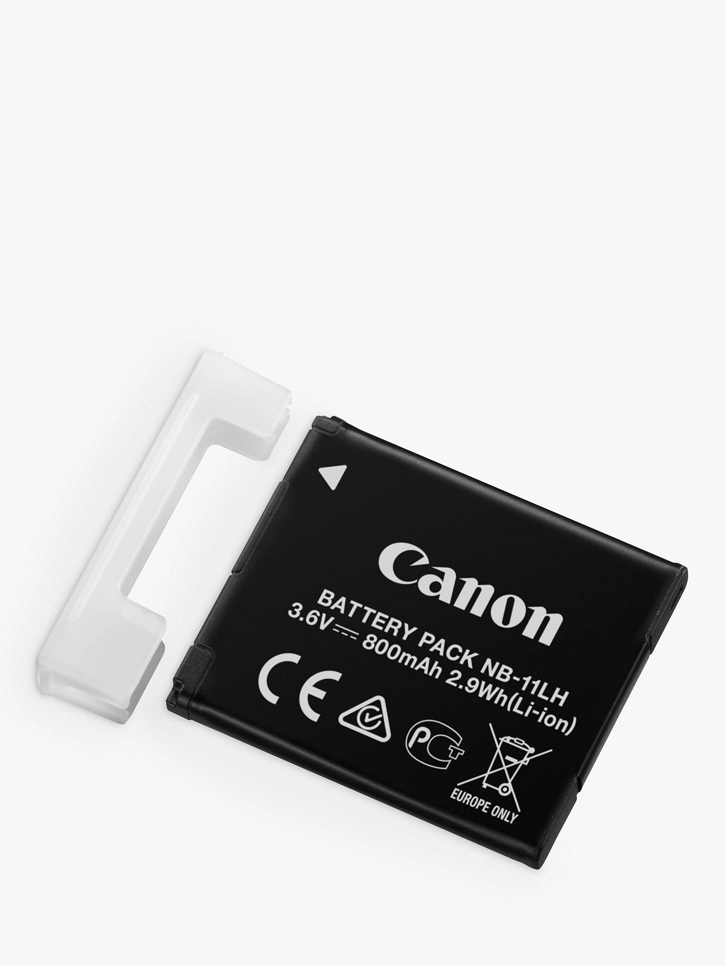 Buy Canon NB-11LH Battery Pack Online at johnlewis.com