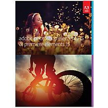 Buy Adobe Photoshop and Premiere Elements 15, Photo and Video Editing Software Online at johnlewis.com