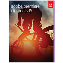 Buy Adobe Premiere Elements 15, Video Editing Software Online at johnlewis.com