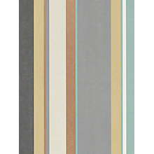 Buy Harlequin Standing Ovation Bella Stripe Paste the Wall Wallpaper Online at johnlewis.com