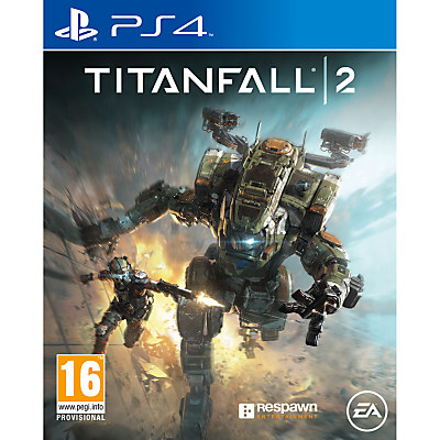 Titanfall 2, PS4