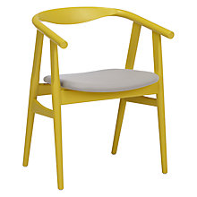 "Buy Hans J Wegner The ""U"" 525 Chair Online at johnlewis.com"