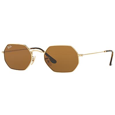 Ray-Ban RB3556N Heptagonal Sunglasses