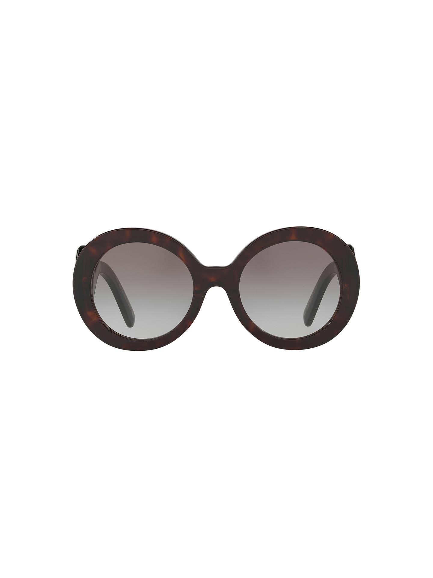 fcbd2d6d5044 ... Buy Prada PR 08TS Minimal Baroque Round Sunglasses