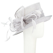 Buy John Lewis Louisa 2 Sinamay Feather Quills Loop Occasion Hat Online at johnlewis.com