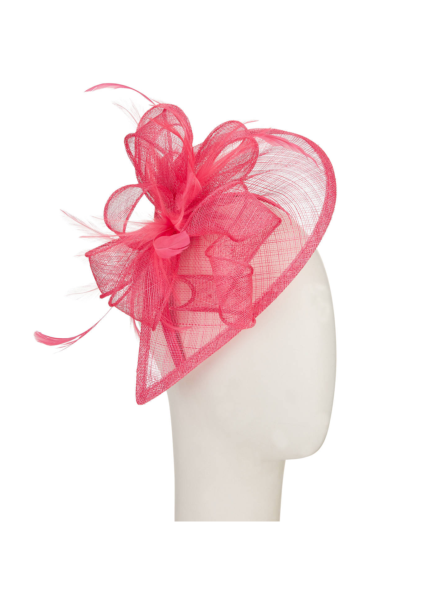 84a9985d226 BuyJohn Lewis Teardrop and Feathers Fascinator