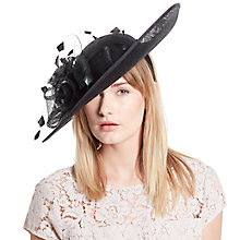 Buy John Lewis Helen Rose Bow Disc Occasion Hat Online at johnlewis.com