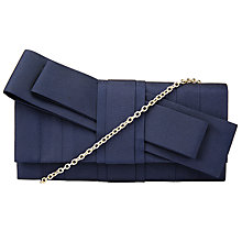 Buy John Lewis Origami Bow Clutch Bag Online at johnlewis.com