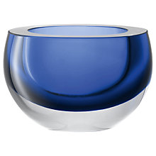 Buy LSA Internatioal 9.5cm Host Bowl, Sapphire Online at johnlewis.com