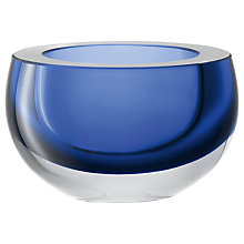 Buy LSA International 15cm Host Bowl, Sapphire Online at johnlewis.com