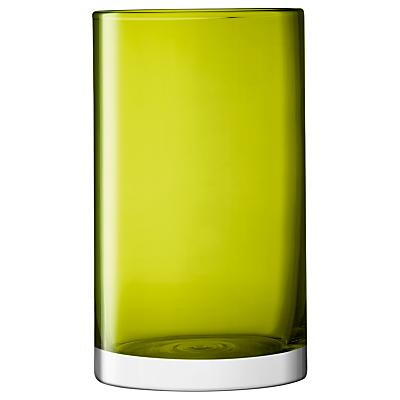 LSA International Flower Colour Cylinder Vase