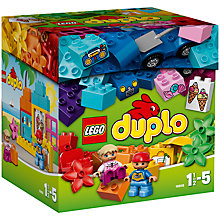Buy LEGO DUPLO 10618 Creative Building Box Online at johnlewis.com