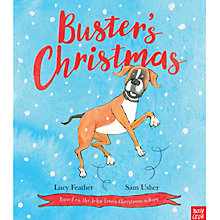 Buy Nosy Crow Buster the Boxer Buster's Christmas Book Online at johnlewis.com