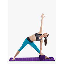 Buy Gaiam Yoga Beginners Kit, Purple Online at johnlewis.com