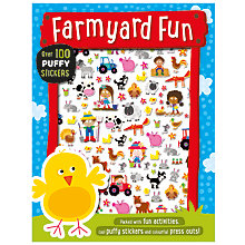 Buy Farmyard Fun Sticker and Activity Book Online at johnlewis.com