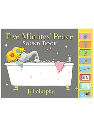 Five Minutes' Peace Sound Children's Book