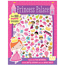 Buy Princess Palace Sticker and Activity Book Online at johnlewis.com