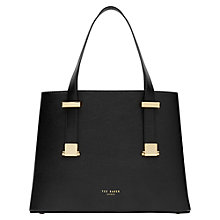 Buy Ted Baker Lexia Textured Leather Tote Bag Online at johnlewis.com