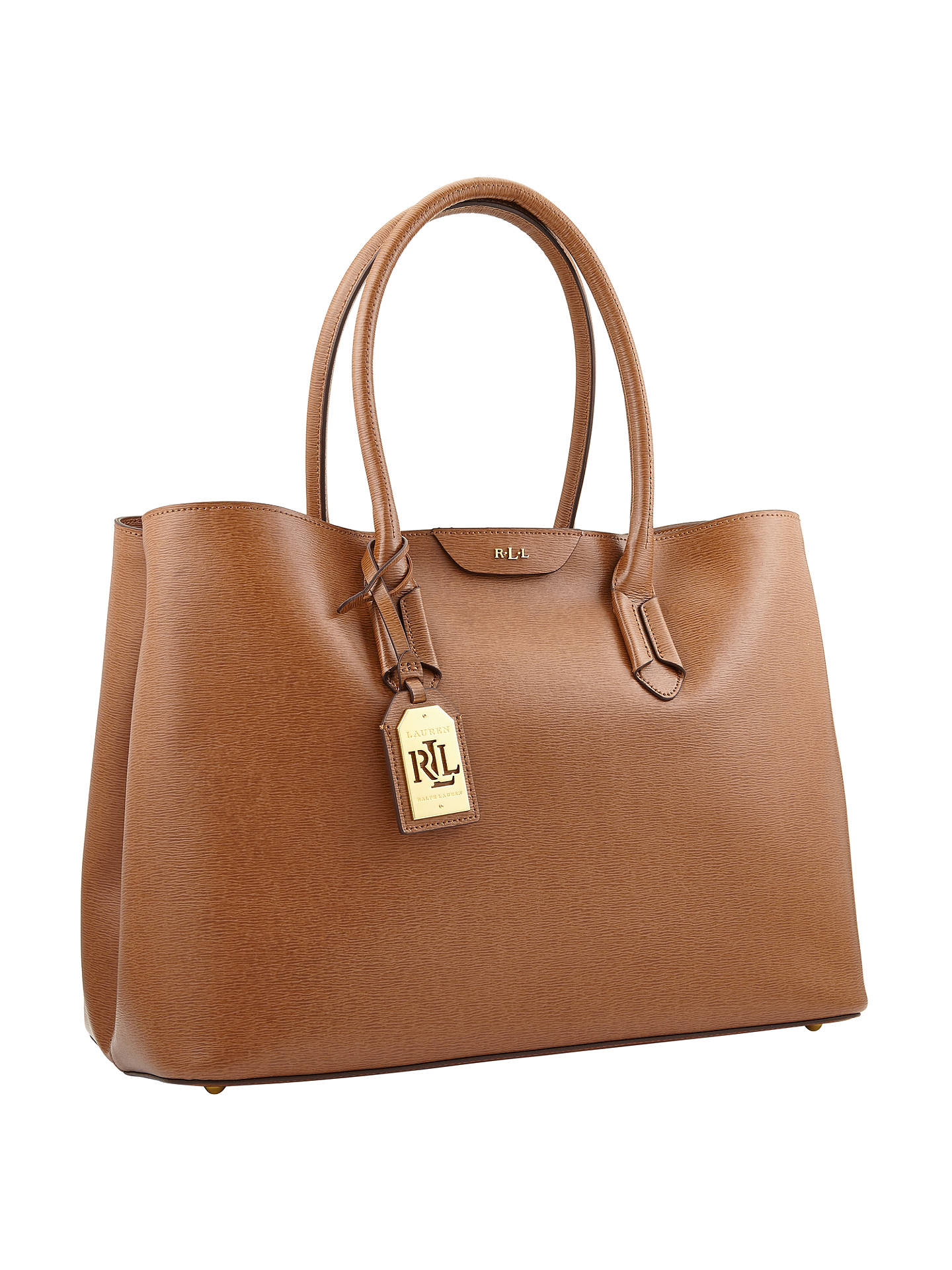 e2a61b25f7 ... promo code for buylauren ralph lauren city tote bag lauren tan online  at johnlewis 6aeba 7bb58