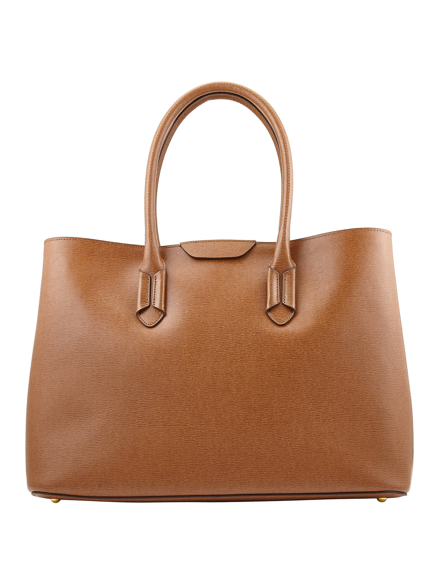 e4c74d85fea5 ... promo code for buylauren ralph lauren city tote bag lauren tan online  at johnlewis d28ee 22762