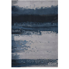 Buy Calvin Klein Luster Wash Rug, L244 x W168cm Online at johnlewis.com
