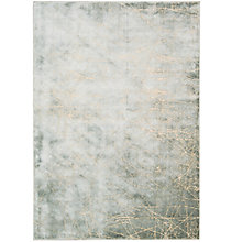 Buy Calvin Klein Maya Rug, Etched Light Mercury Online at johnlewis.com