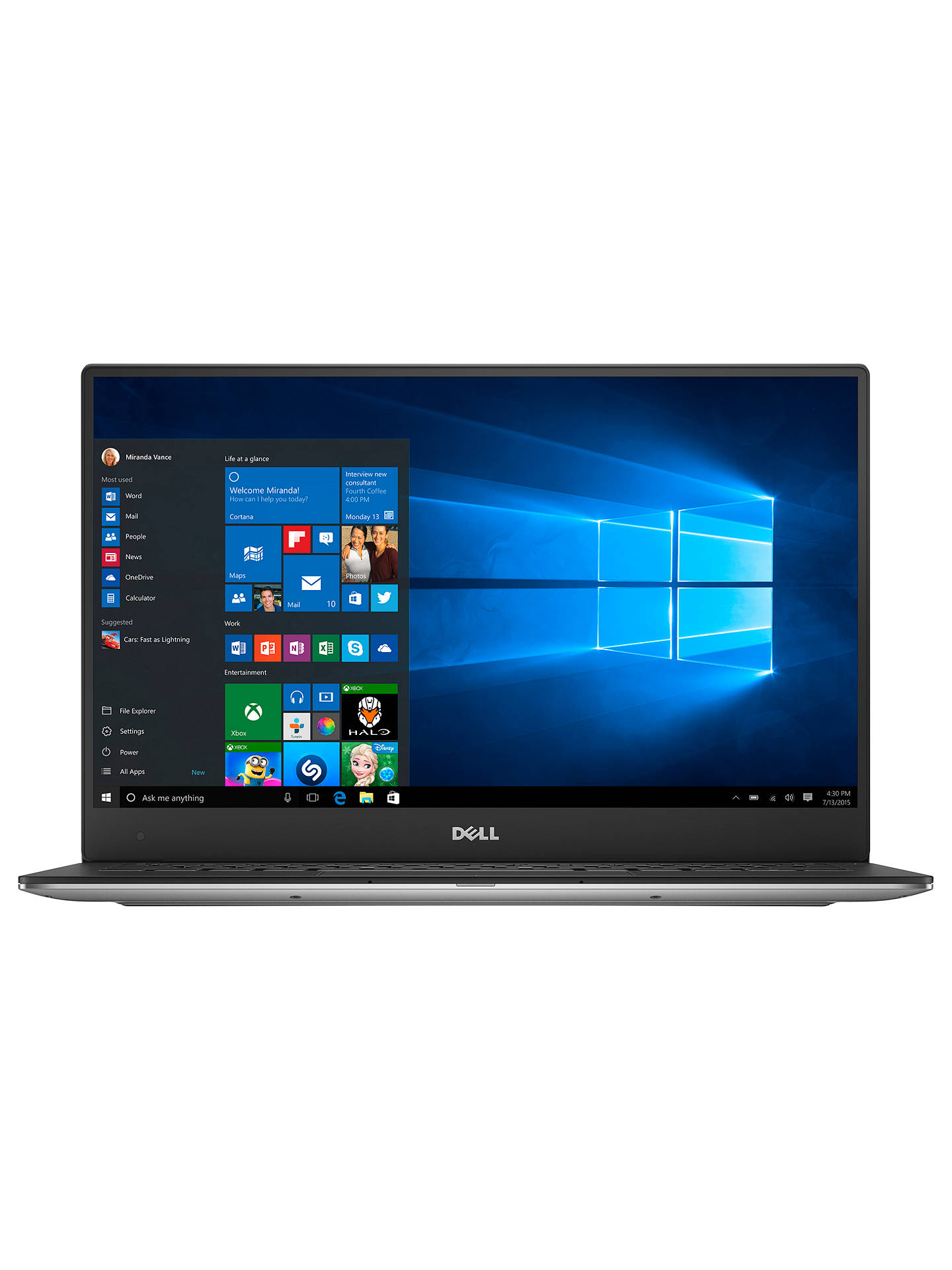 1eeb16cc75b Buy Dell XPS 13 Notebook