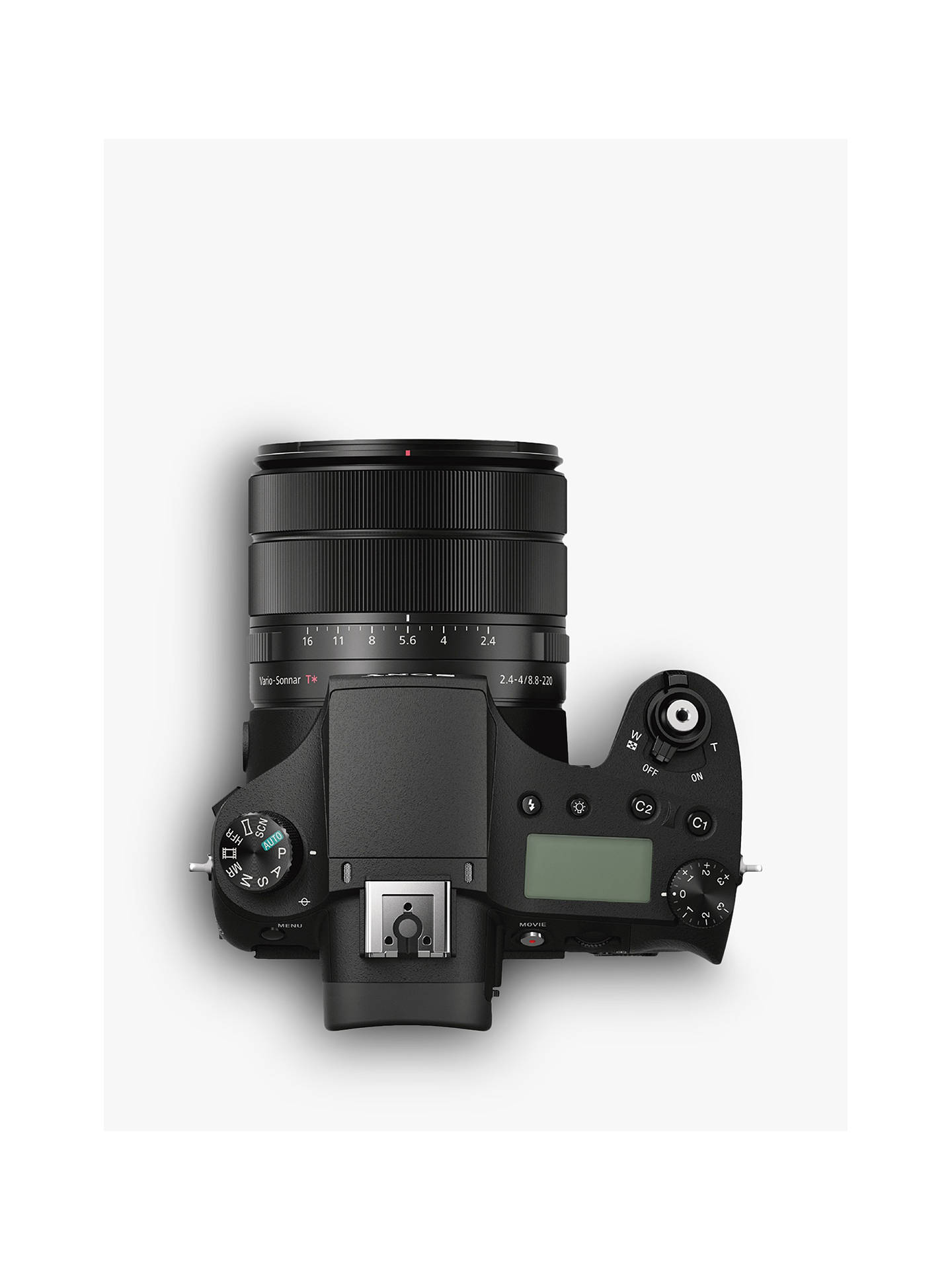 "BuySony Cyber-Shot DSC-RX10 III Bridge Camera, 4K Ultra HD, 20.1MP, 25x Optical Zoom, Wi-Fi, NFC, EVF, 3"" LCD Vari-Angle Screen Online at johnlewis.com"