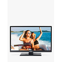 "Buy Linsar 24LED4000 LED HD Ready 720p Smart TV/DVD Combi, 24"" with Built-In Wi-Fi, Freeview HD & Freeview Play Online at johnlewis.com"