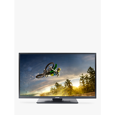 Linsar 32LED800 LED HD Ready 720p Smart TV/DVD Combi, 32 with Built-In Wi-Fi, Freeview HD & Freeview Play