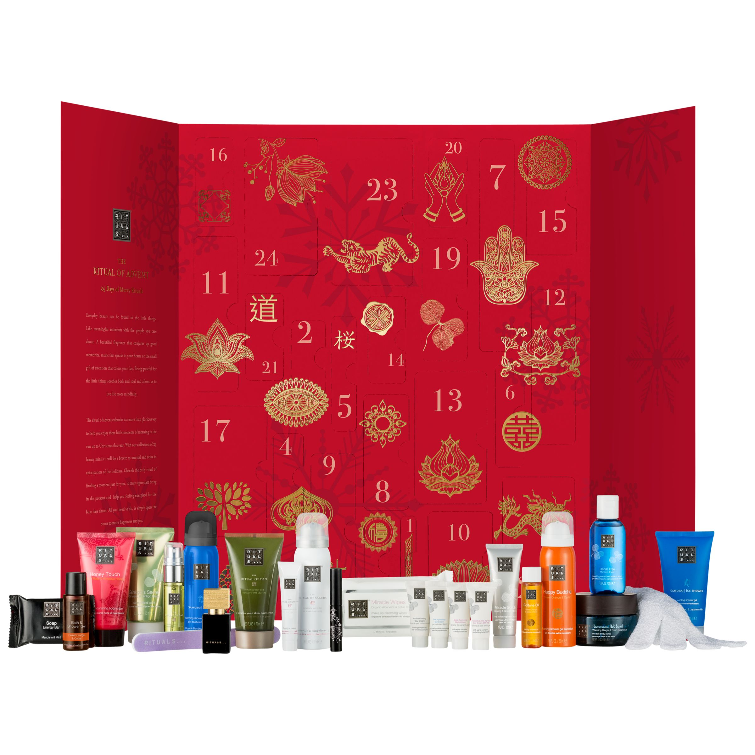 Bildresultat för The Ritual of Advent Exclusive Advent Calendar
