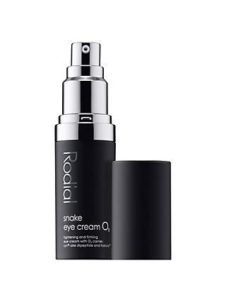 Rodial Snake Eye Cream O2, 15ml