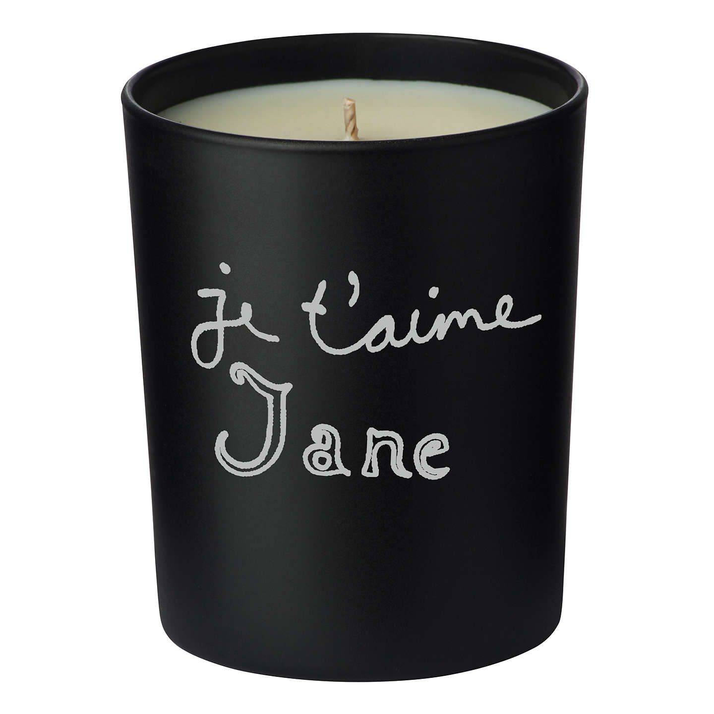 BuyBella Freud Je t'aime Jane Candle, 190g Online at johnlewis.com
