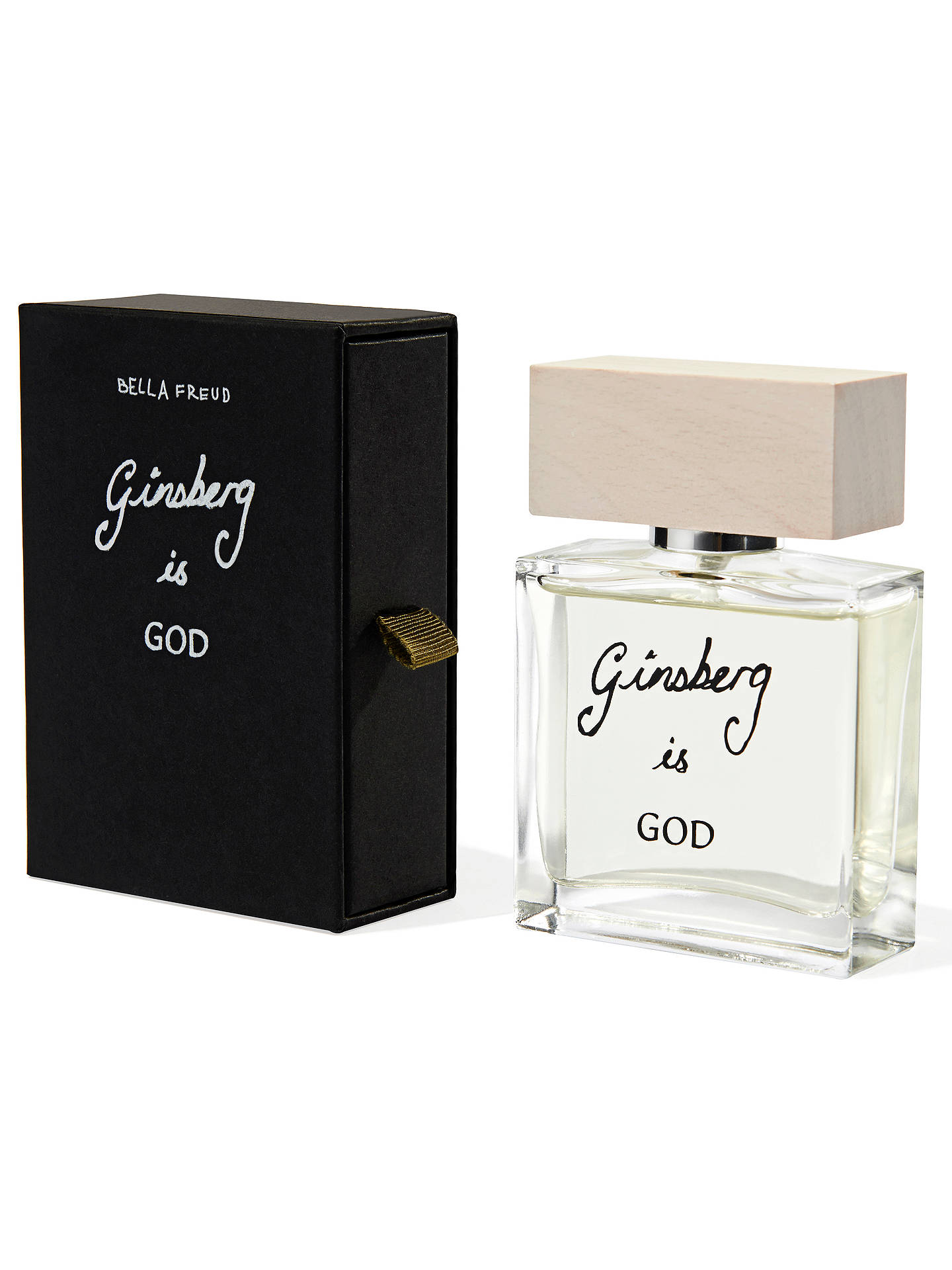 BuyBella Freud Ginsberg Is God Eau de Parfum, 50ml Online at johnlewis.com