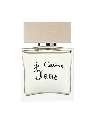 Buy Bella Freud Je t'aime Jane Eau de Parfum, 50ml Online at johnlewis.com