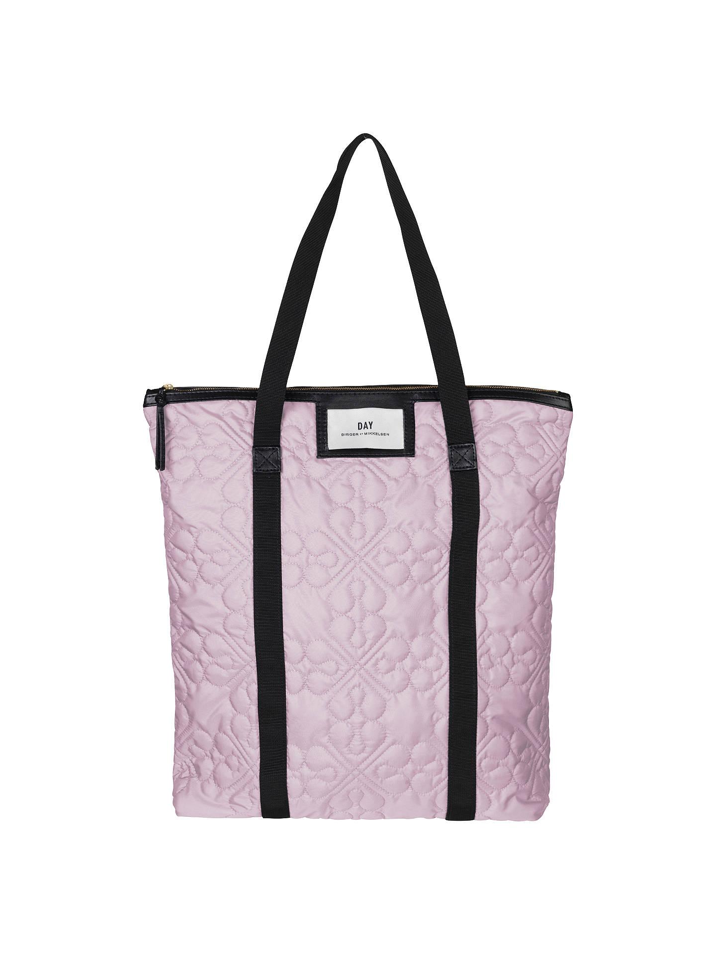 Et DAY Birger et Mikkelsen Day Gweneth Quilted Flower Tote Bag ... 599189060
