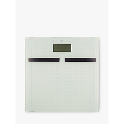 John Lewis & Partners Anti Slip Bathroom Analyser Scale